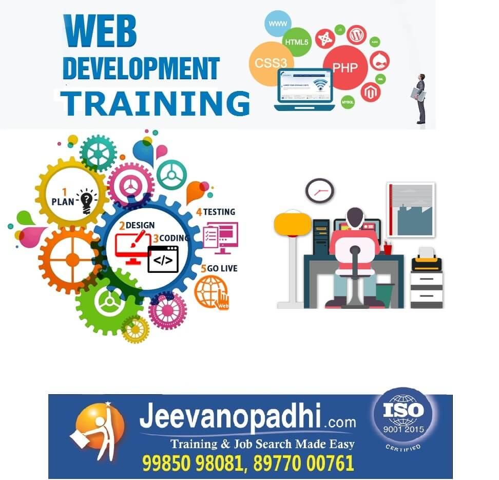 Best Web Development Training Institute In Uppal Depot Hyderabad Jeevanopadhi