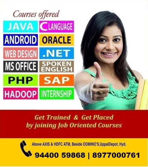 software training Hyderabad