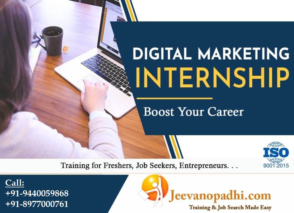 Digital Marketing Internship Hyderabad
